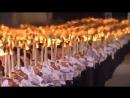 Факельный парад в честь 70-летия КНДР в Пхеньяне