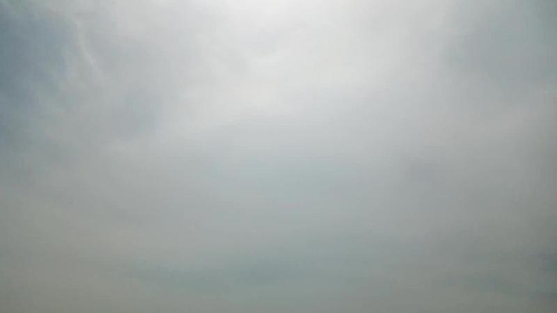 Этуаль, 11 мес,вело прогулка на Симферопольском водохранилище