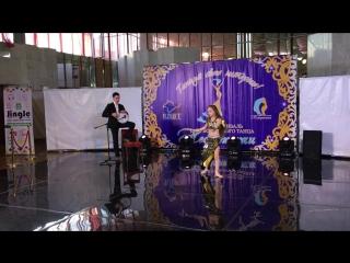 Корнилович Екатерина. Импровизация с Тимуром Сихарулидзе. Табла Life