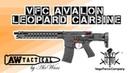 Страйкбольный автомат VFC AVALON LEOPARD CARBINE AV1 M4 LOP M BK01