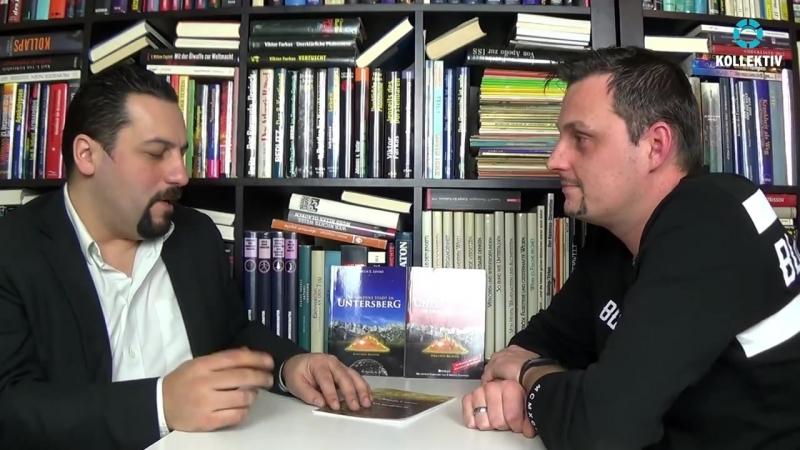 Die goldene Stadt im Untersberg - Die Trilogie von Marcus E. Levski