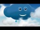 Осень наступила (кап-кап на ладошку). Песенка мультик видео для детей. Наше всё