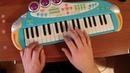 На что способно детское пианино. )