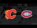 Calgary Flames Montréal Canadiens 08 12 2017