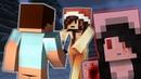 Minecraft сериал: МАНЬЯК И КРОВАВАЯ МЭРИ - 1 серия