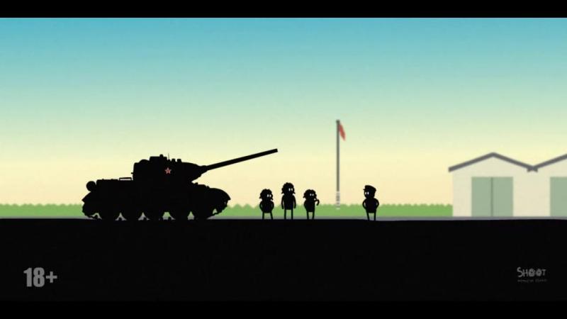 Что главное в танке - Истории танкистов.