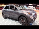 2018 Fiat 500 X - Exterior and Interior Walkaround - 2018 Chicago Auto Show
