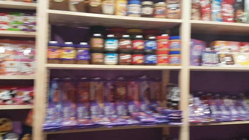 Идём в CandyShop