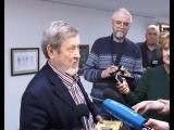 Презентация фильма о Владимире Владимировиче Личутине