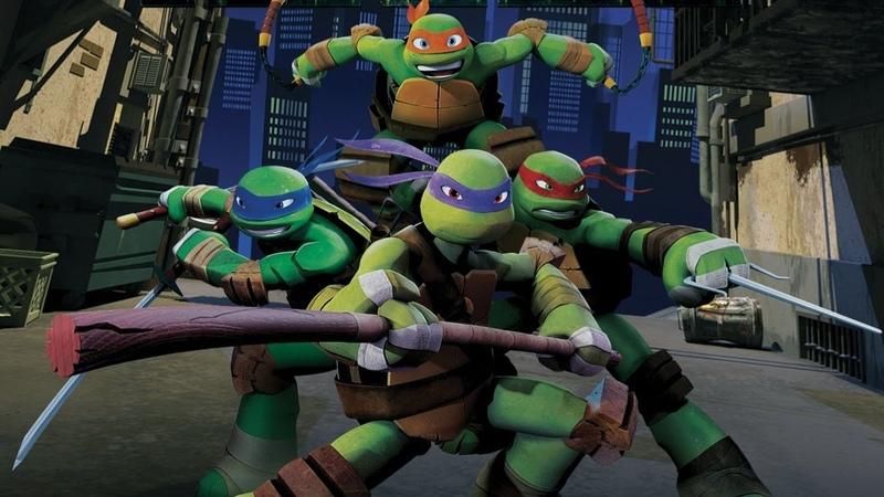 ► Nickelodeon's Teenage Mutant Ninja Turtles - The Movie | All Cutscenes (Full Walkthrough HD)