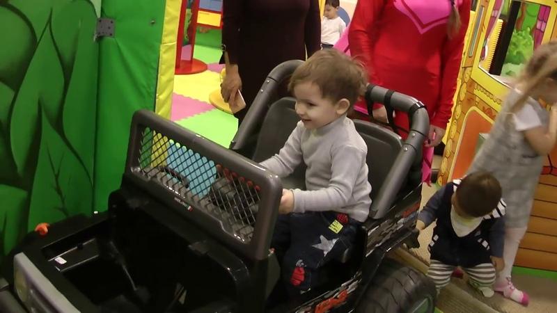 Влог Второй поход в развлекательный детский центр Арлекин