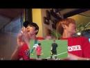 YO-I 180629 ep.7 Республика Корея YO-I и Кубок России 2018! Эмоции, как на американских горках Корея VS Германия