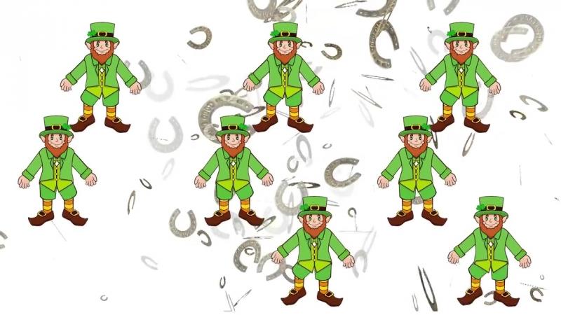 Ten Little Leprechauns _ St Patricks Day Song for Kids
