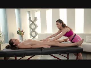AllGirlMassage - Valentina Nappi and Avi Love - Marathon Massage