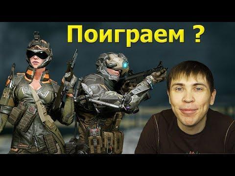 Warface: Поиграем? Съемка DSA SA58 SPR и других винтовок вместе с вами