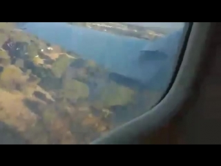 Крушение самолета в ЮАР глазами пассажира