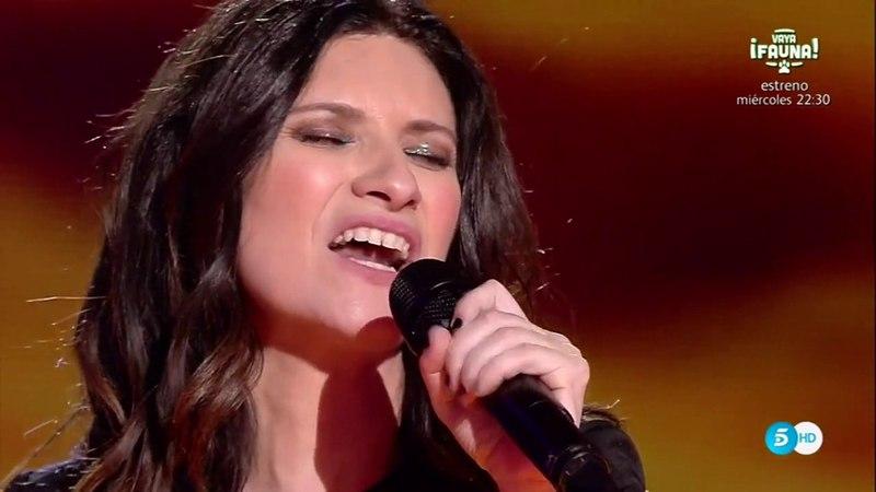 Laura Pausini Entre Tú Y Mil Mares 2015