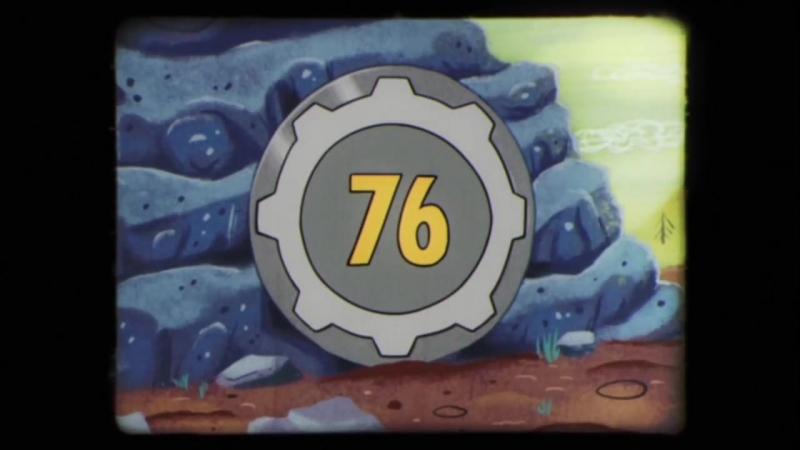 FALLOUT 76 C.A.M.P. Trailer (Animated Vault-Tec) Gamescom 2018