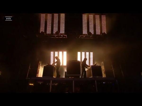 Justice - Genesis x Phantom (Glastonbury 2017)