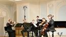 Алексей Попков Квинтет для струнных и фортепиано I часть
