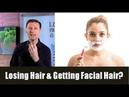 Losing Hair But Getting Facial Hair