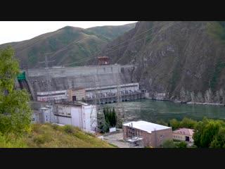 Бухтарминская ГЭС / ВКО / Казахстан