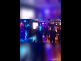 Певица IDA в ресторане Танцор Диско