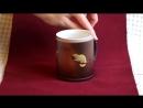 печать фото на чашках хамелеон - магическая