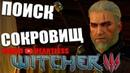 БЕСПОЛЕЗНЫЙ КОНТЕНТ СОКРОВИЩА 3 - ПОЛНОЕ ПРОХОЖДЕНИЕ   The Witcher 3: Wild Hunt 23