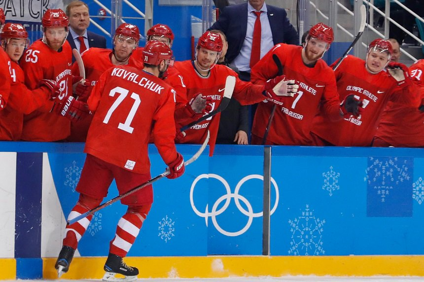 Ковальчук объяснил свой жест после своего первого гола в ворота сборной США