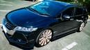 4K HONDA ODYSSEY RB3 Luxury style RB3オデッセイ ラグジュアリーカスタム OWNER`s Car Library オーナーズカー・