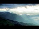 Дорога с перевала Пыв до села Псху