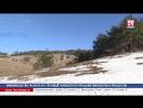 Уникальный мобильный бугельный подъёмник для лыжников изобрели крымчане, и запустили его на плато Ай-Петри