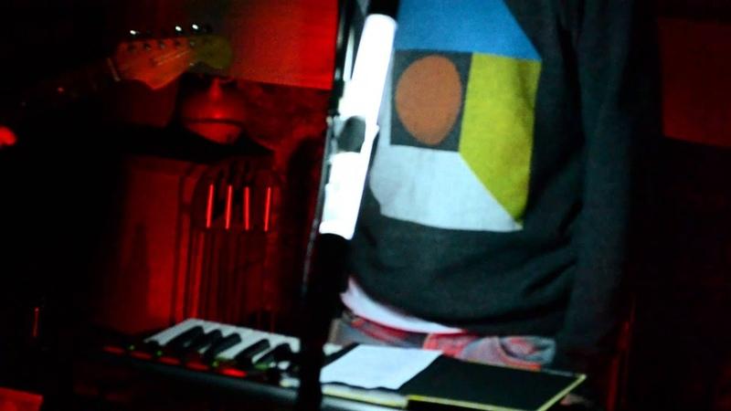 Déficit Budgétaire - Amer (Live @ Lieu Secret 13/11/15)