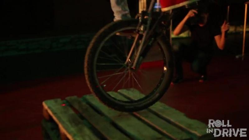 Выступление Roll in Drive на открытии квест-комнаты Форт Боярд