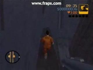 Как в GTA III попасть на второй остров в самом начале игры.