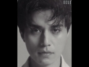 Elle Korea september 2018. Cover