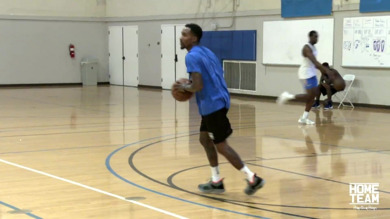 Brandon Jennings - Rico Hines UCLA Run