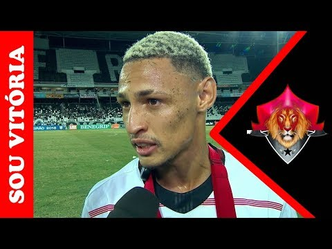 Neilton comenta empate do Vitória com o Botafogo