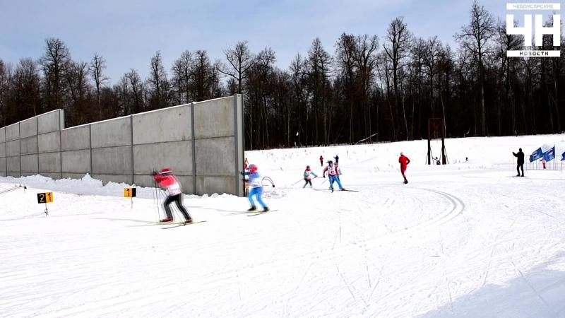 Гонка спортивных семей на призы Главы Чувашской Республики
