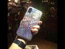 Aligator Skin Shiny Phone Case Laser Bling Soft PU Leather Telefon Kilifi