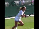Victoria Azarenka & Karolina Pliskova will face off Wednesday at #wimbledon! 💪💪 Who will win?? 👇