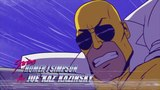 THE SIMPSONS LA Z Rider Couch Gag from Guest Animator Steve Cutts ANIMATION on FOX Scarface