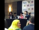 It cast at Motor City CC panel, May 19