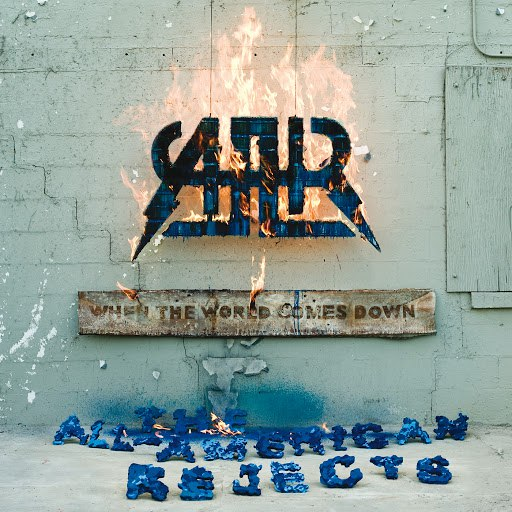 The All-American Rejects альбом When The World Comes Down (International Version)