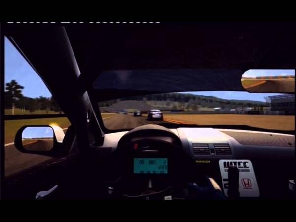 Race Pro (XBox 360, 2009) | FWD Honda Accord (CL) Touring Racecar WTCC (OnBoard Replay).