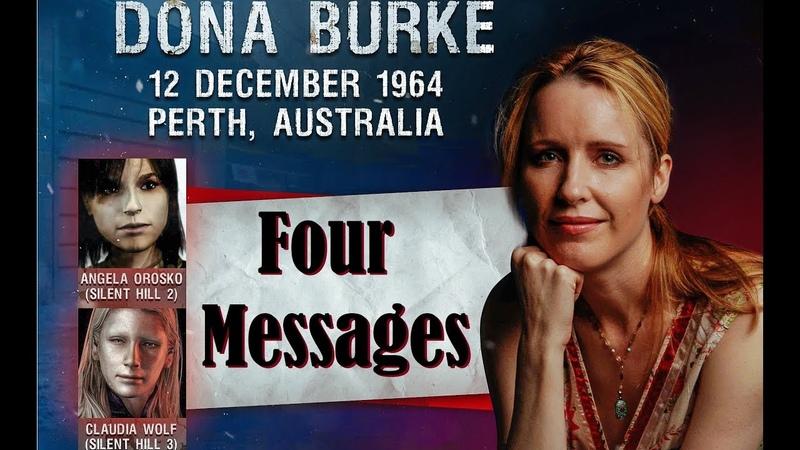 Donna Burke Angela Orosco Claudia Wolf for specially Alex Mayers