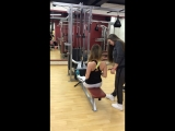 Сет из трёх упражнений для проработки мышц спины