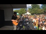 C!C!C! &amp Kathleen Edwards Page live at Vancouver Folk FestSinging...