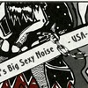 LYDIA LUNCH'S BIG SEXY NOISE (USA) • 4.11 • МСК